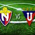 Ver El Nacional vs Liga de Quito En Vivo Online 12/Julio/2015