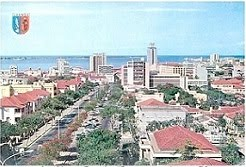 AVENIDA ÁLVARO FERREIRA-ANO 1972.