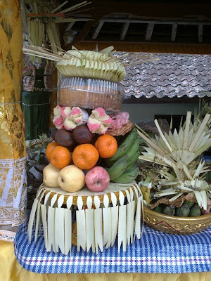 Odalan merajan - Bali