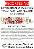 [+] Trabajadoras sociales en Tetuán para hacer realidad tus derechos