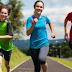 Running and kids
