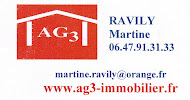 AG3 Immobilier, Martine Ravily