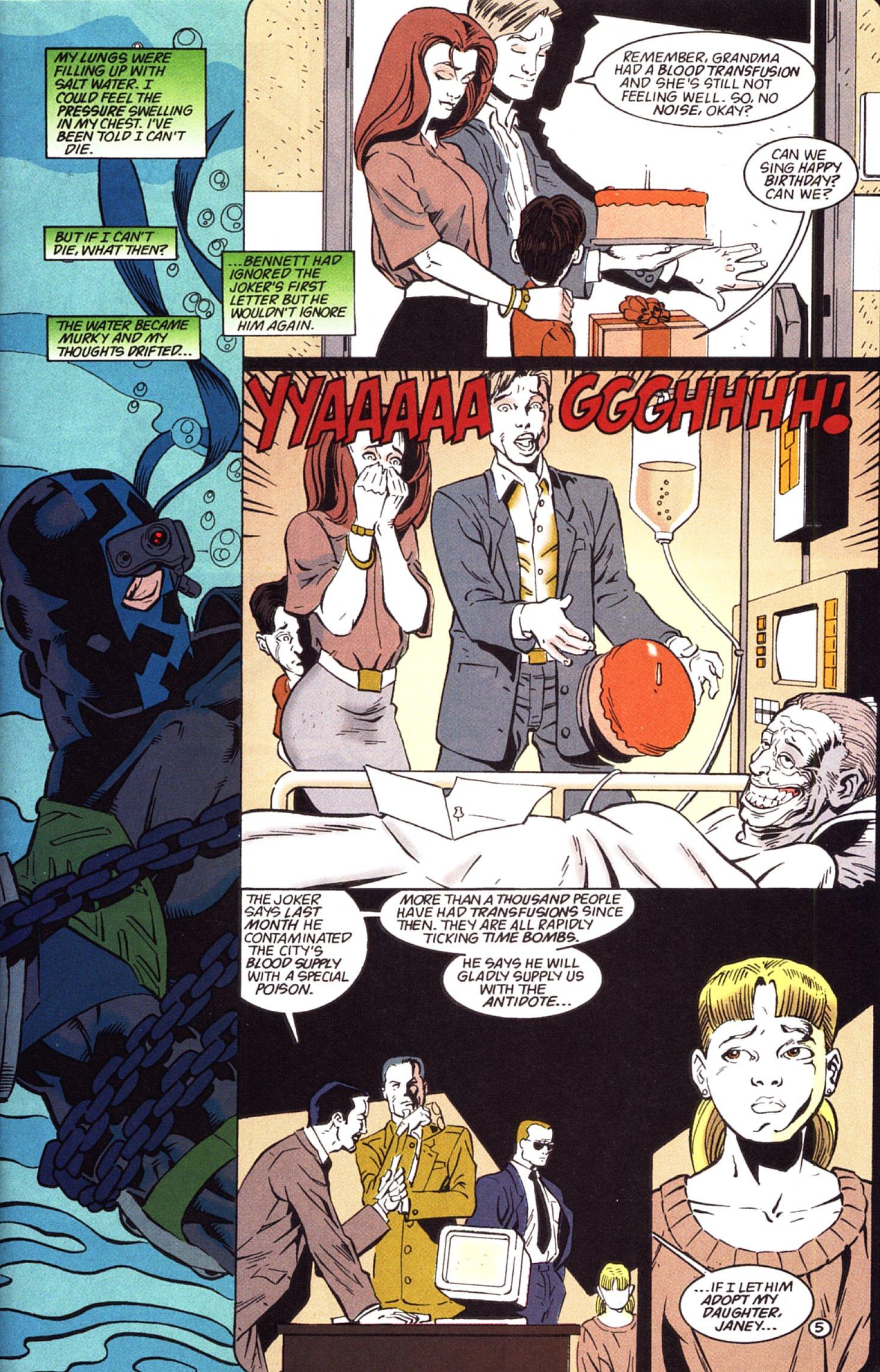 Deathstroke (1991) Issue #58 #63 - English 6