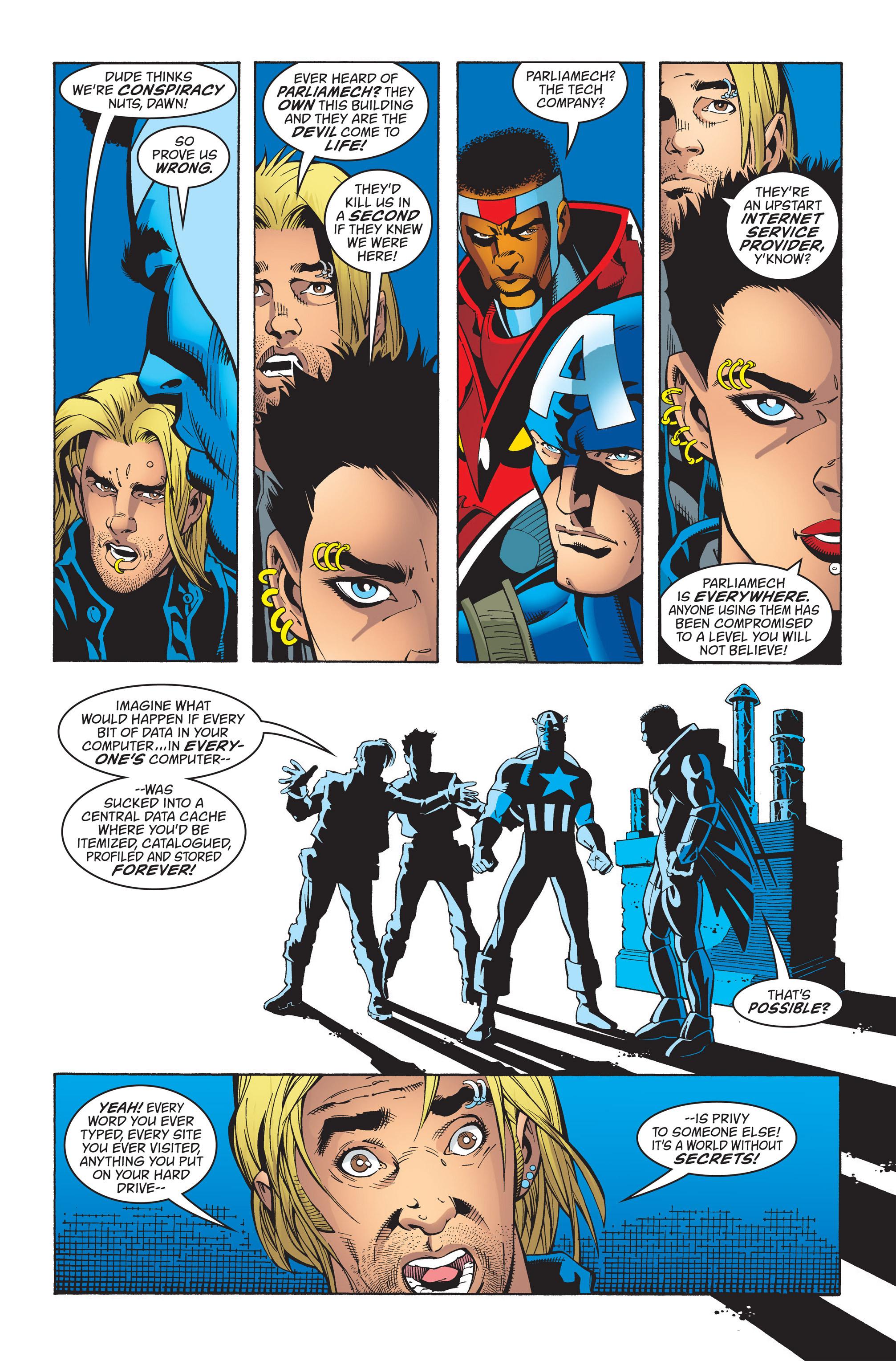 Captain America (1998) Issue #33 #39 - English 10