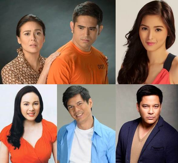 Gerald Anderson, Dawn Zulueta, Kim Chiu, Claudine and Raymart, Martin Nievera on SIR (August 31)
