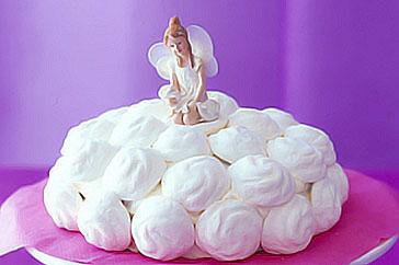 Fairy Cloud Cake Recipe