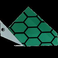 Origami Binatang Kura Kura