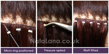 Clip In Hair Extensions Vs Micro 87