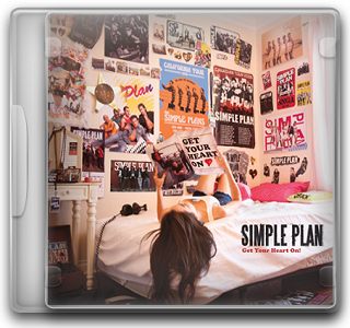 Capa CD Simple Plan – Get Your Heart On (2011)