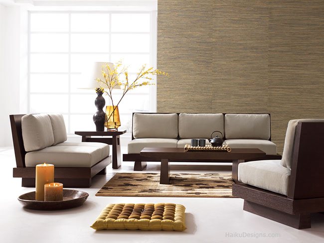 Living Room Interior Design: Living room furniture