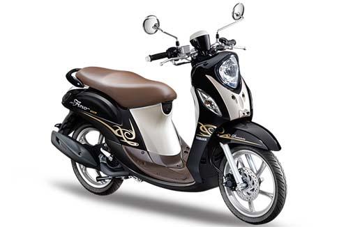 Spesifikasi dan Harga Yamaha New Fino 125 Blue Core Terbaru