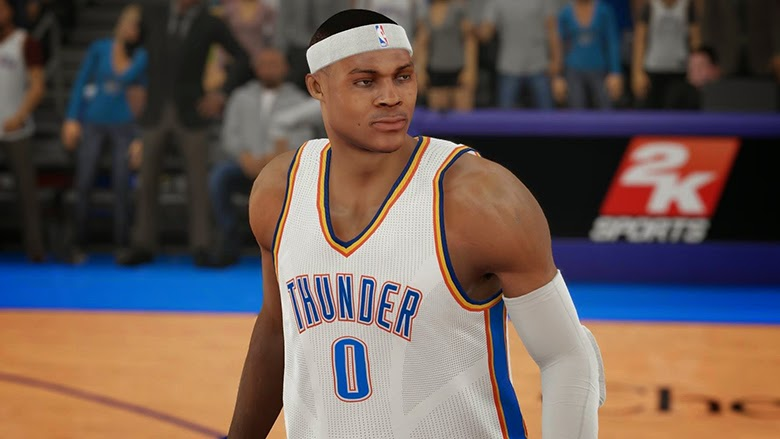 NBA 2K15 PC Roster Update - March 5, 2015