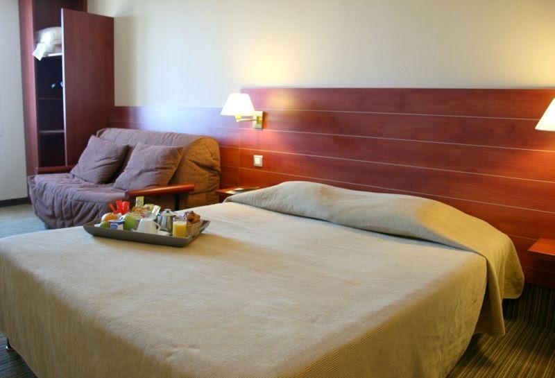 Chambre dans l'hôtel