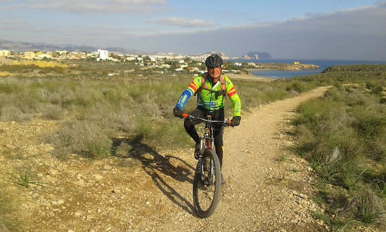 Senderismo y rutas en bici por Águilas,  Murcia