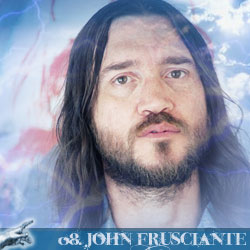 The 30 Greatest Music Legends Of Our Time: 08. John Frusciante