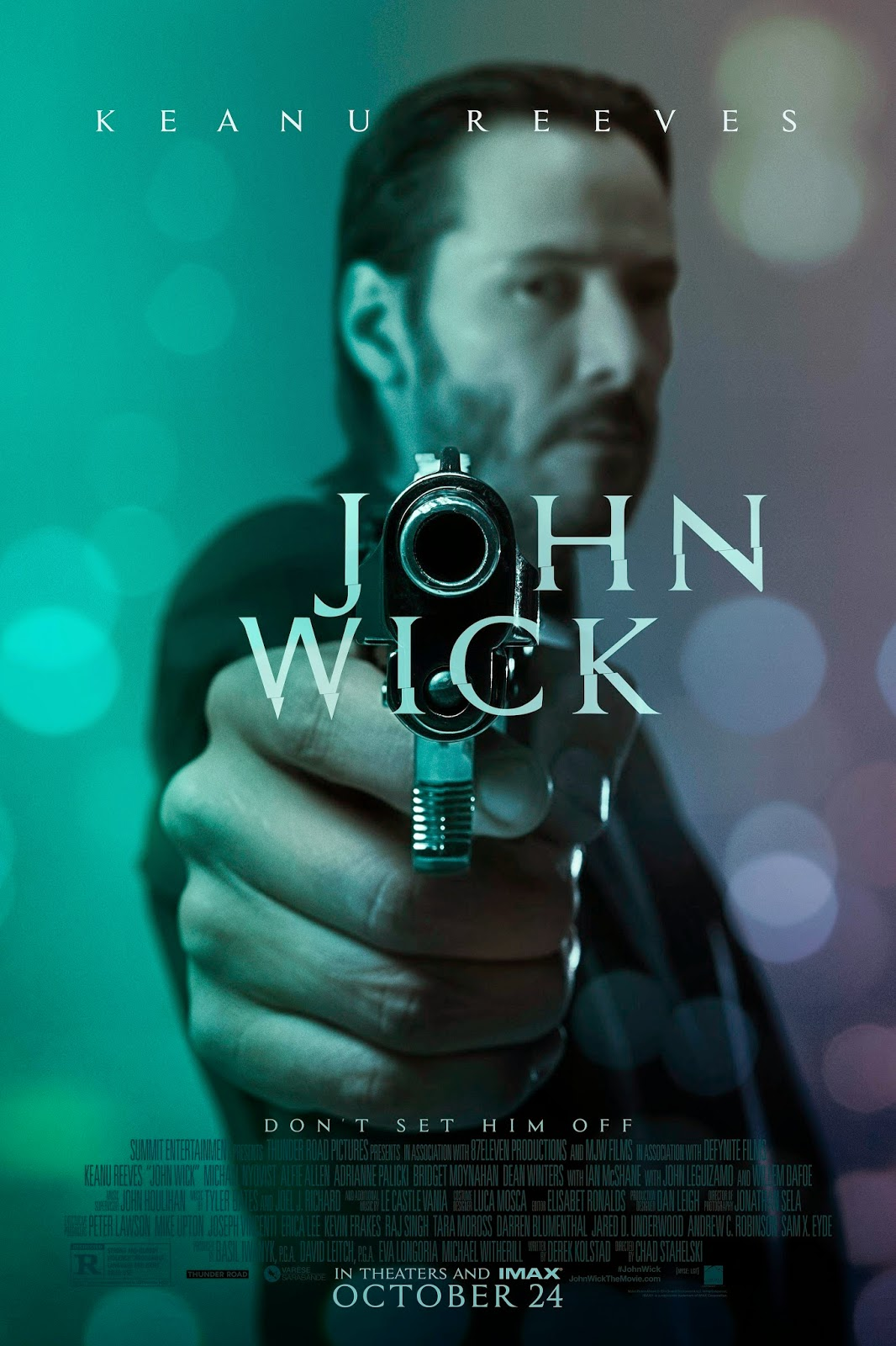 Watch John Wick Movie 2014