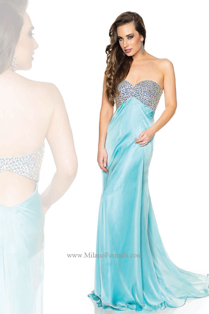 Unique Prom Dresses 2013