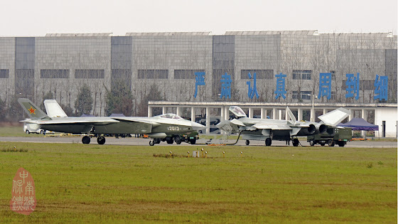 J-20 Powerful Dragon