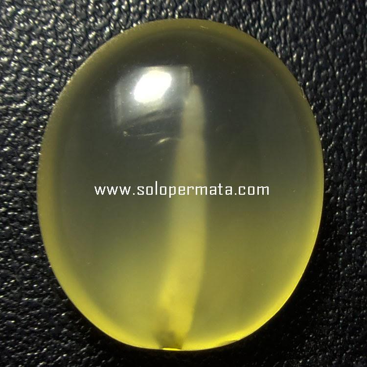 Batu Permata Agate Motif Sodo Lanang - Kode 06A03