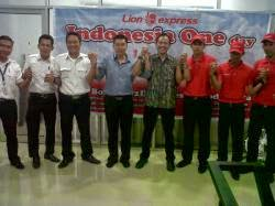 Lion Express Buka Peluang Usaha Warga Pontianak by inovLymedia