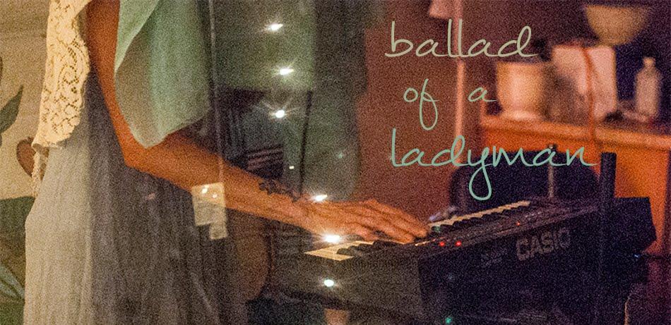 Ballad of a Ladyman