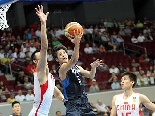 2013 FIBA Asia Championship, Philippines,Korea,China