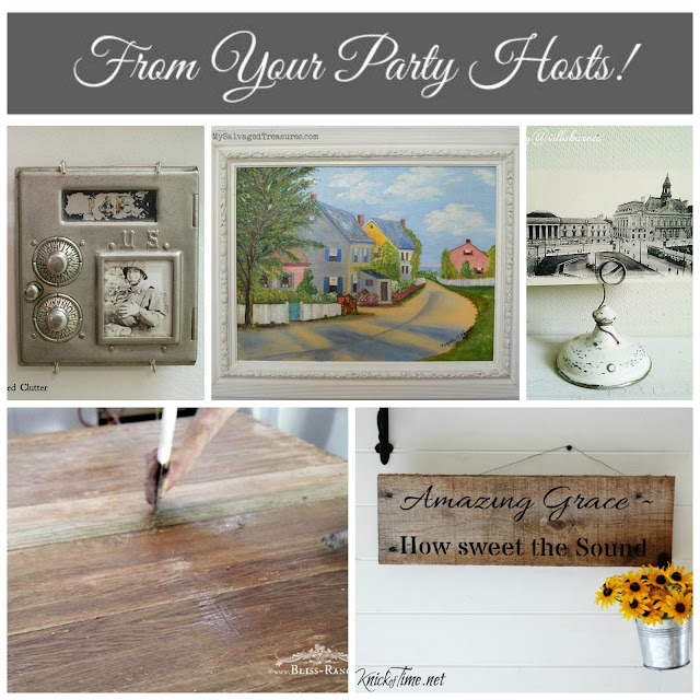 Vintage Inspiration Party 195 - Party Host Features
