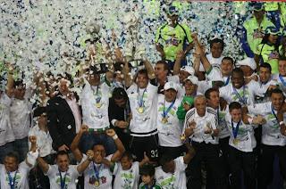 Nacional Campeón Liga Postobon A - 2011
