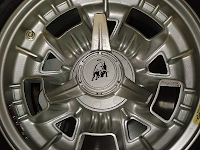Magezowa felga Campagnolo wyprodukowana dla Lamborghini