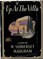 Up At the Villa, 1941 Doubleday, Doran & Co. - W. Somerset Maugham