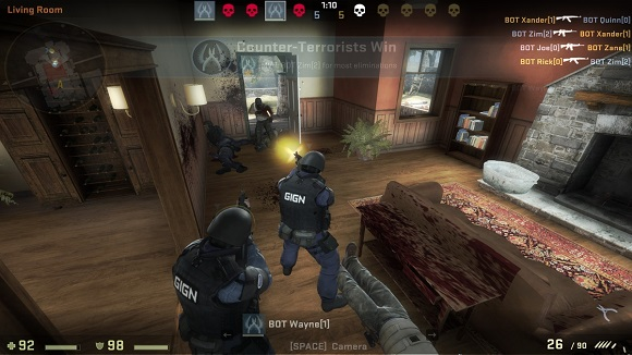 Counter Strike Global Offensive PC Screenshot 3 Counter Strike Global Offensive ^^nosTEAM^^