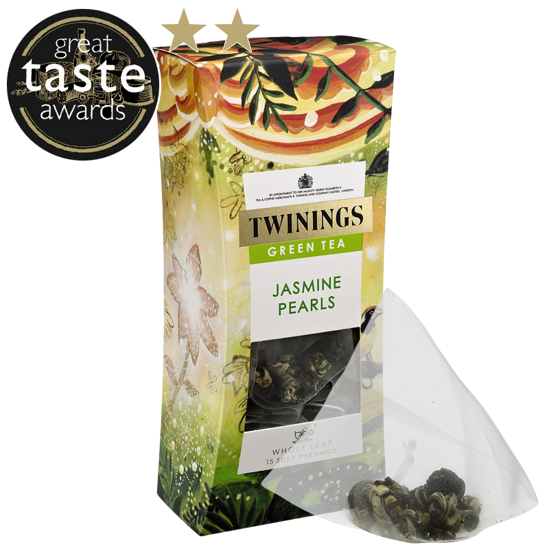 Laura S Tea Room Twinings Jasmine Pearls Green Tea Why