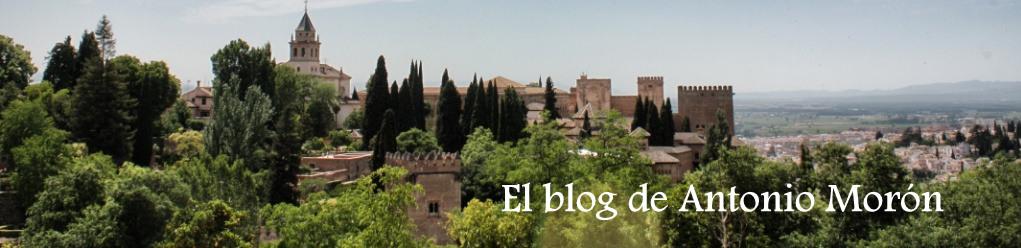El blog de Antonio Morón