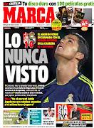 Portadas diarios deportivos: Messi