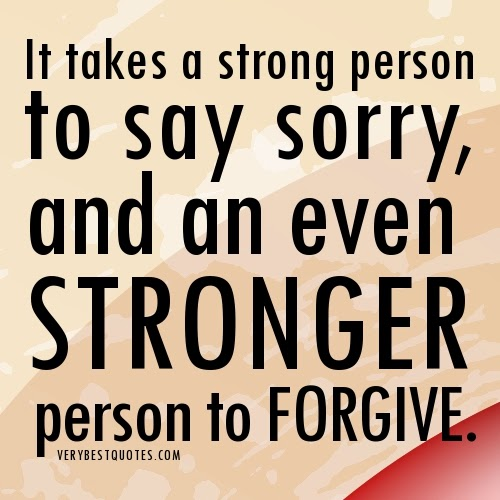 Sorry Quotes For Angry Friends : Forgiveness quotes motivational pictures
