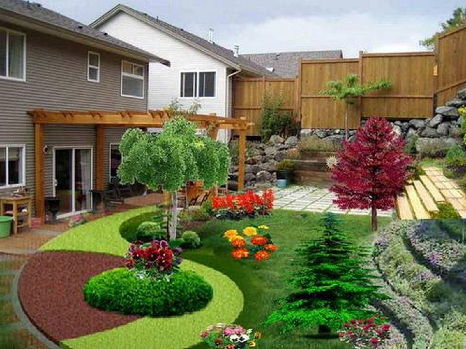 20 Creative Ideas To Improve The Backyard Of Your Home