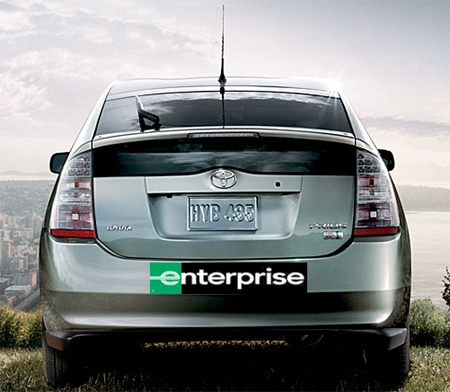Enterprise Rent A Car Enterprise Rent A Car Enters The