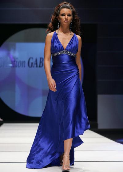 Libanesische Abendkleider - Kleider Simbel - Maxikleider - abendkleider libanon 2012