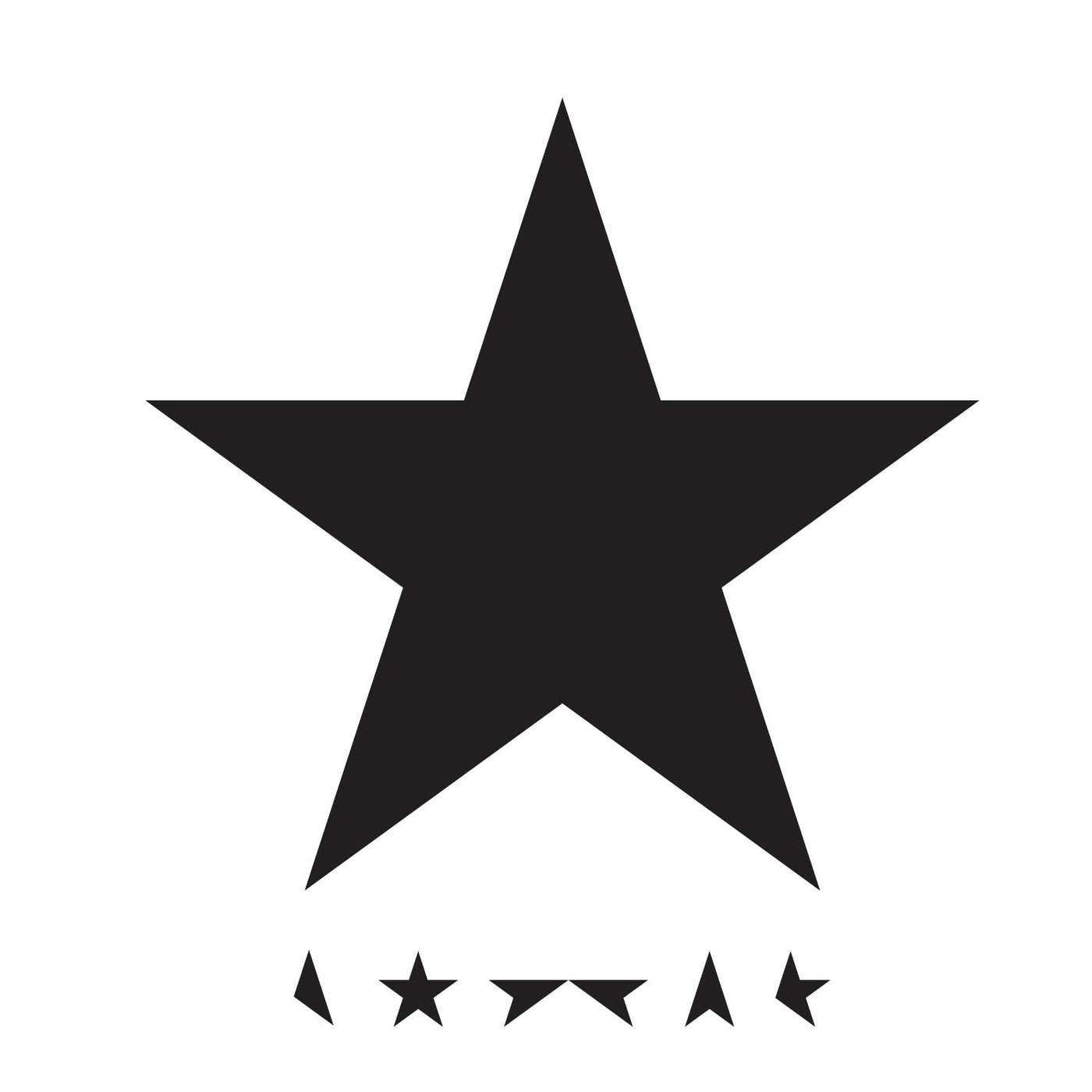 David Bowie - Blackstar Cover