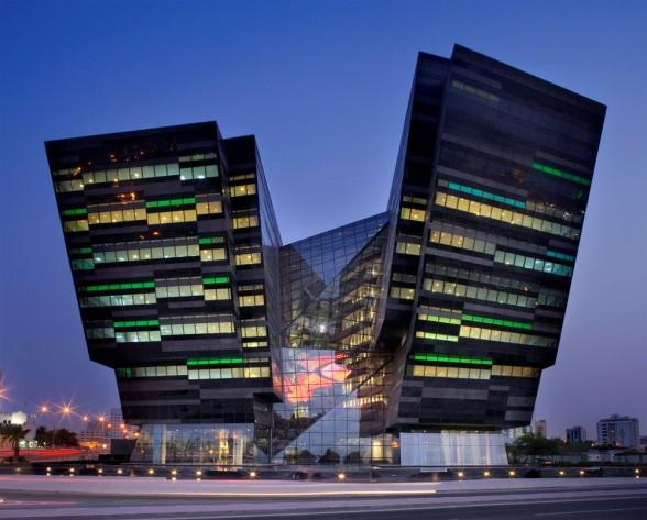 21st century architecture doha qatar architectural for Architecture firms in qatar