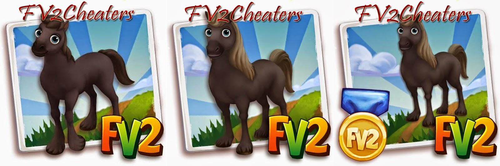 Farmville 2 cheaters farmville 2 cheat code for black for Farmville horse