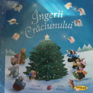 Ingerii Craciunului - Editura InfoDar