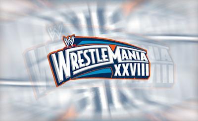 imagen del logo de wrestlemania 28