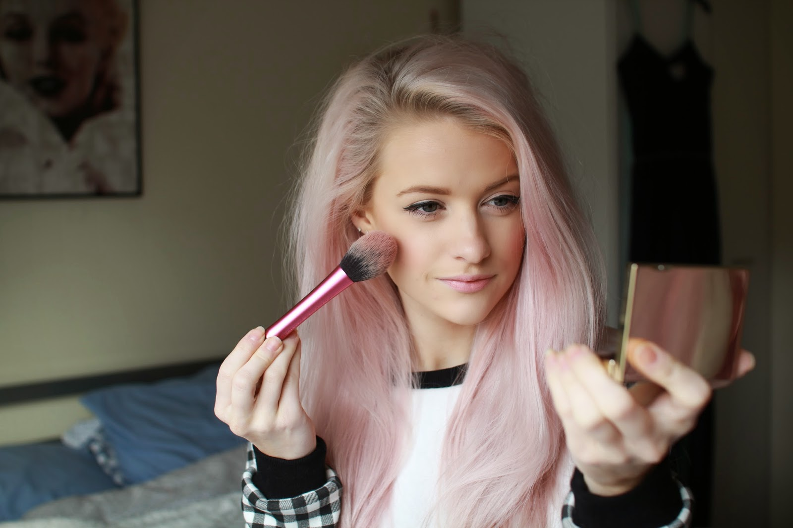 Clarins Blush in Miami Pink - Inthefrow