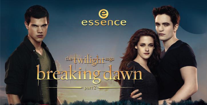 colección de maquillaje breaking dawn
