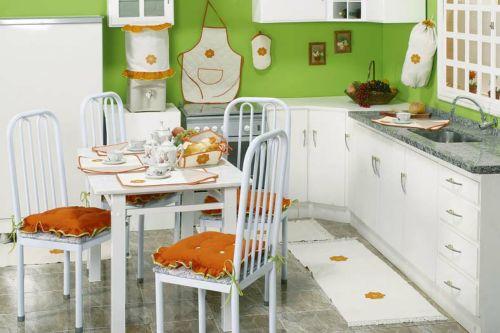 Tipos de decoração diferentes para cozinhas
