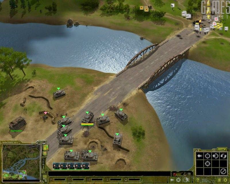 Sudden Strike Normandy 2014 PC game Download