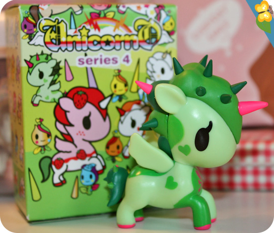 Unicorno series 4 by Tokidoki : Yuma