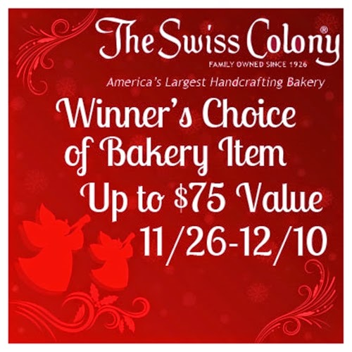Swiss Colony #Giveaway