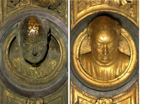 Ghiberti u201cDoor of Paradiseu201d to Go on Display in Florence Museum This September & Ghiberti